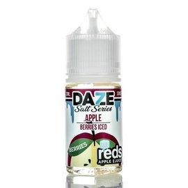 7 Daze 7 Daze - Salt Series Apple *Berries* Iced (30mL)