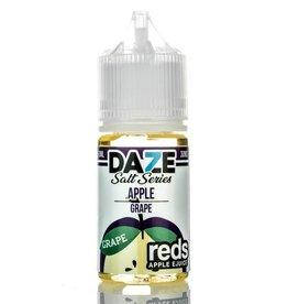 7 Daze 7 Daze - Salt Series Apple *Grape* (30mL)