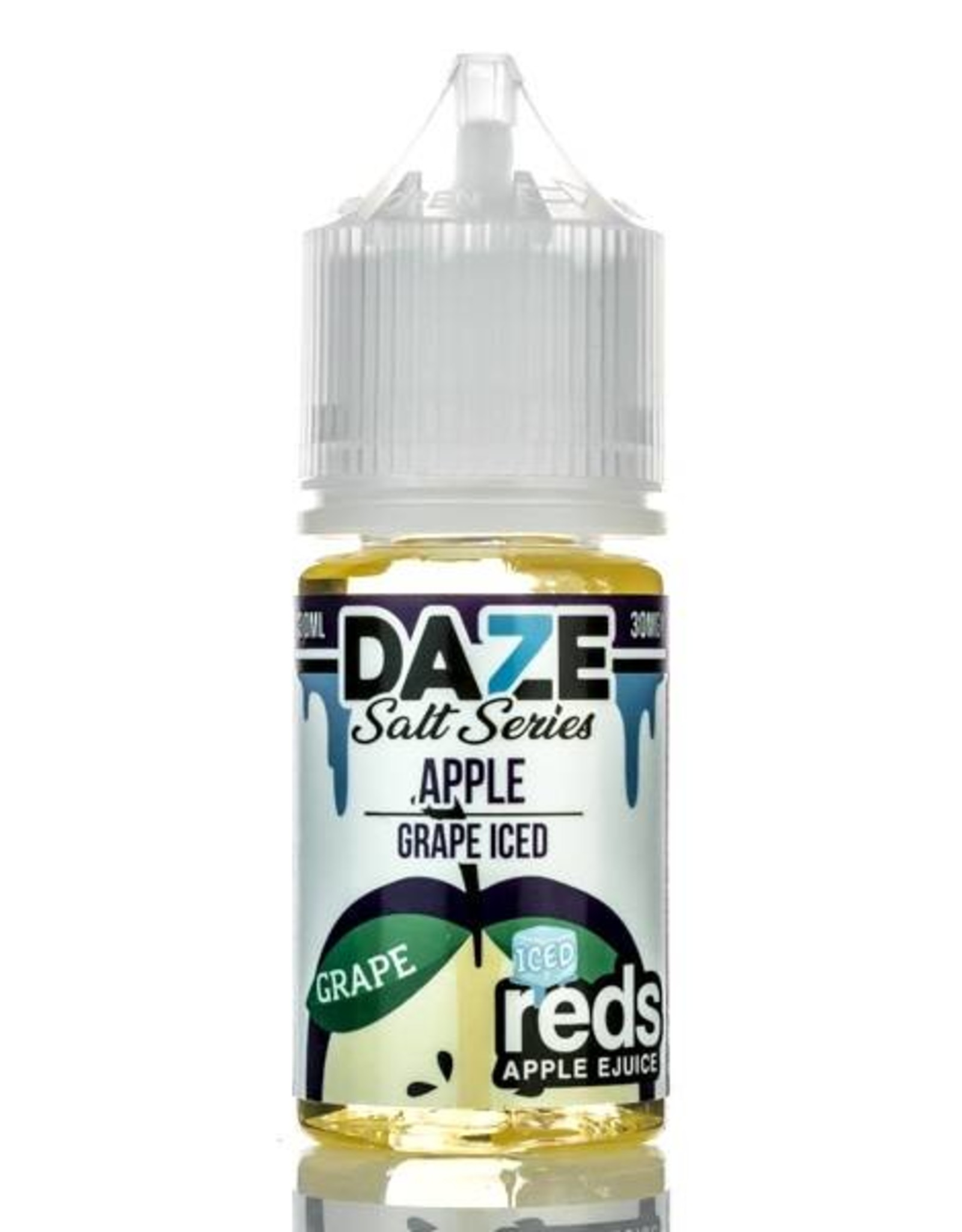 7 Daze - Salt Series Apple *Grape* Iced (30mL)