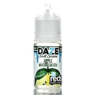 7 Daze 7 Daze - Salt Series Apple *Watermelon* Iced (30mL)