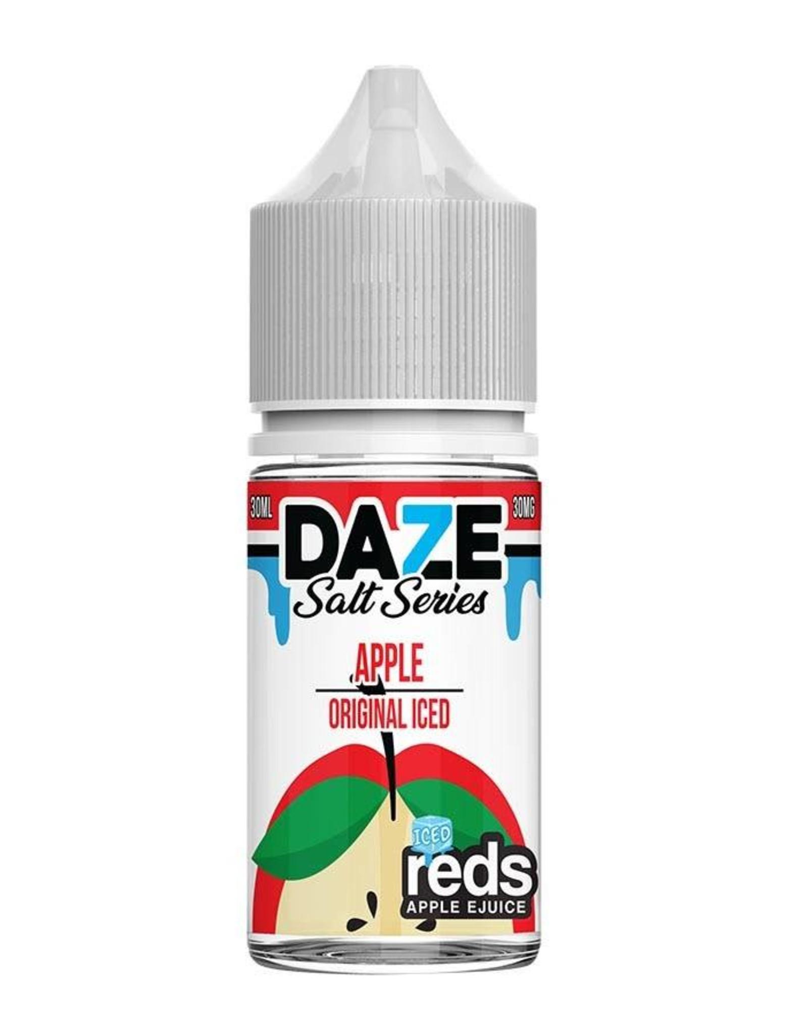 7 Daze - Salt Series Apple Iced (30mL)