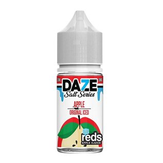 7 Daze 7 Daze - Salt Series Apple Iced (30mL)