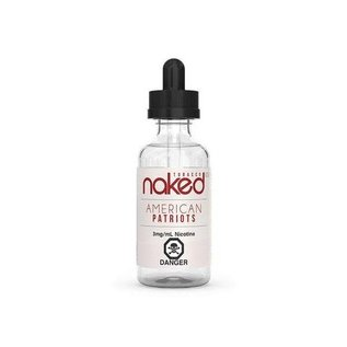 NAKED100 TOBACCO AMERICAN PATRIOTS BY NAKED100(60ml)