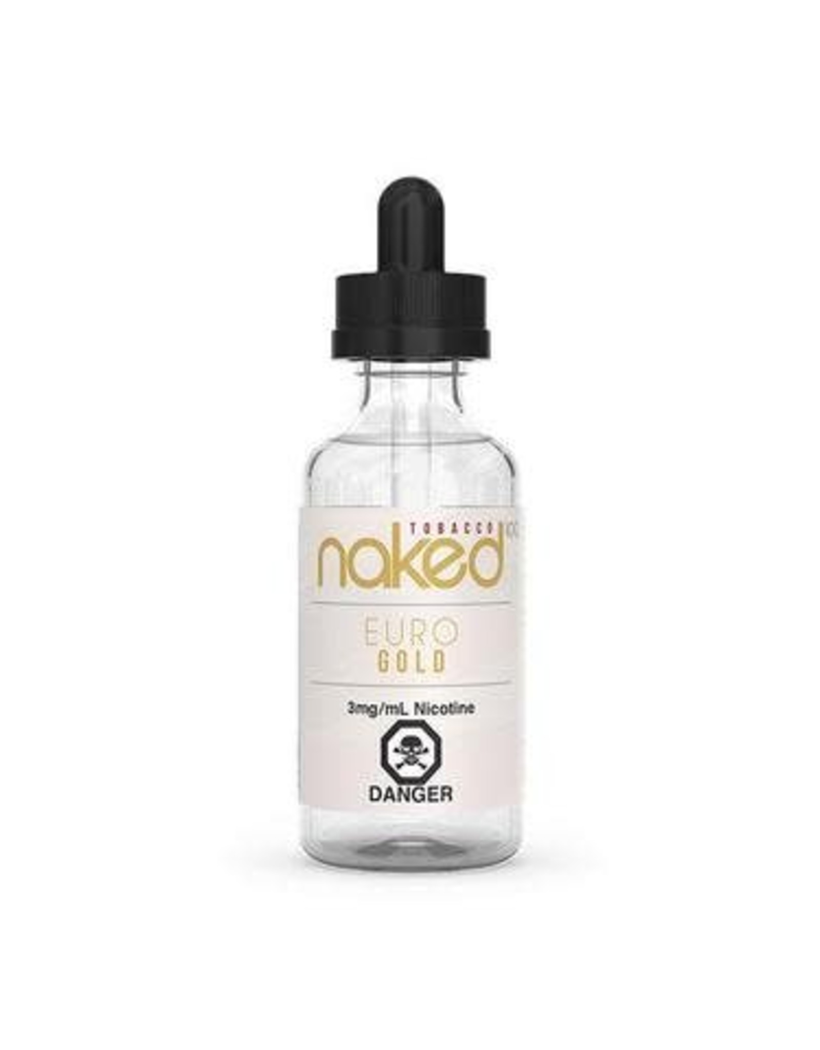 NAKED100 TOBACCO EURO GOLD BY NAKED100(60ml)