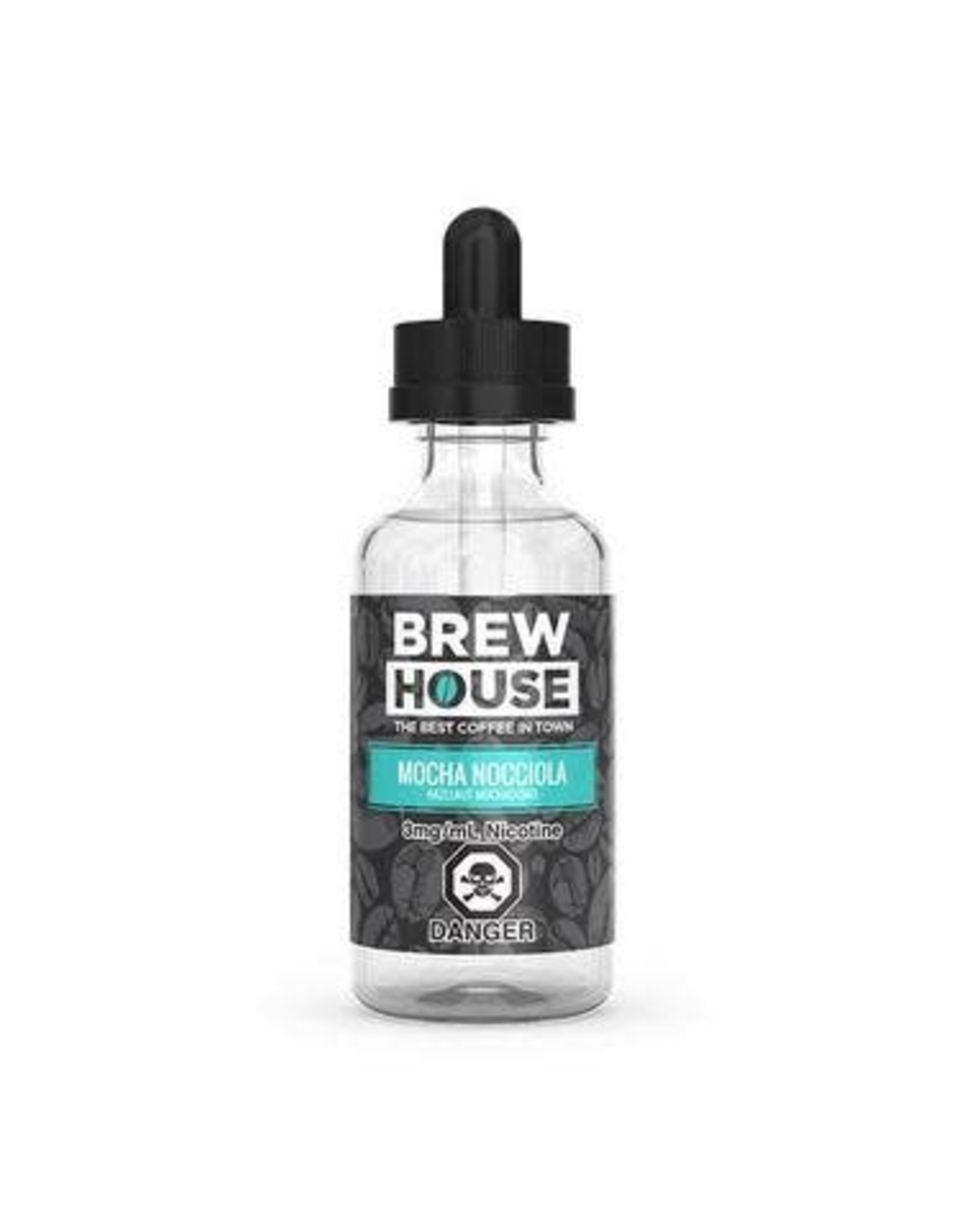BREW HOUSE MOCHA NOCCIOLA BY BREW HOUSE(60ml)