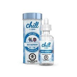 CHILL BLUE RASPBERRY BY CHILL E-LIQUIDS(60ml)