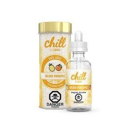 CHILL GOLDEN PINEAPPLE BY CHILL E-LIQUIDS(60ml)