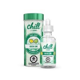 CHILL GREEN LIME BY CHILL E-LIQUIDS(60ml)