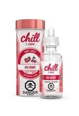 CHILL RED BERRY BY CHILL E-LIQUIDS(30ml)