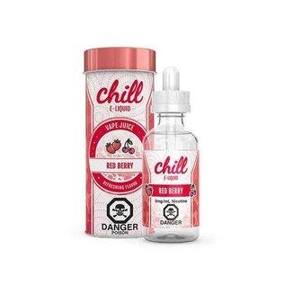 CHILL RED BERRY BY CHILL E-LIQUIDS(60ml)