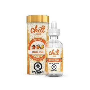 CHILL ORANGE PEACH  BY CHILL E-LIQUIDS(60ml)