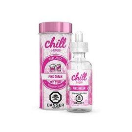 CHILL PINK DREAM BY CHILL E-LIQUIDS(60ml)