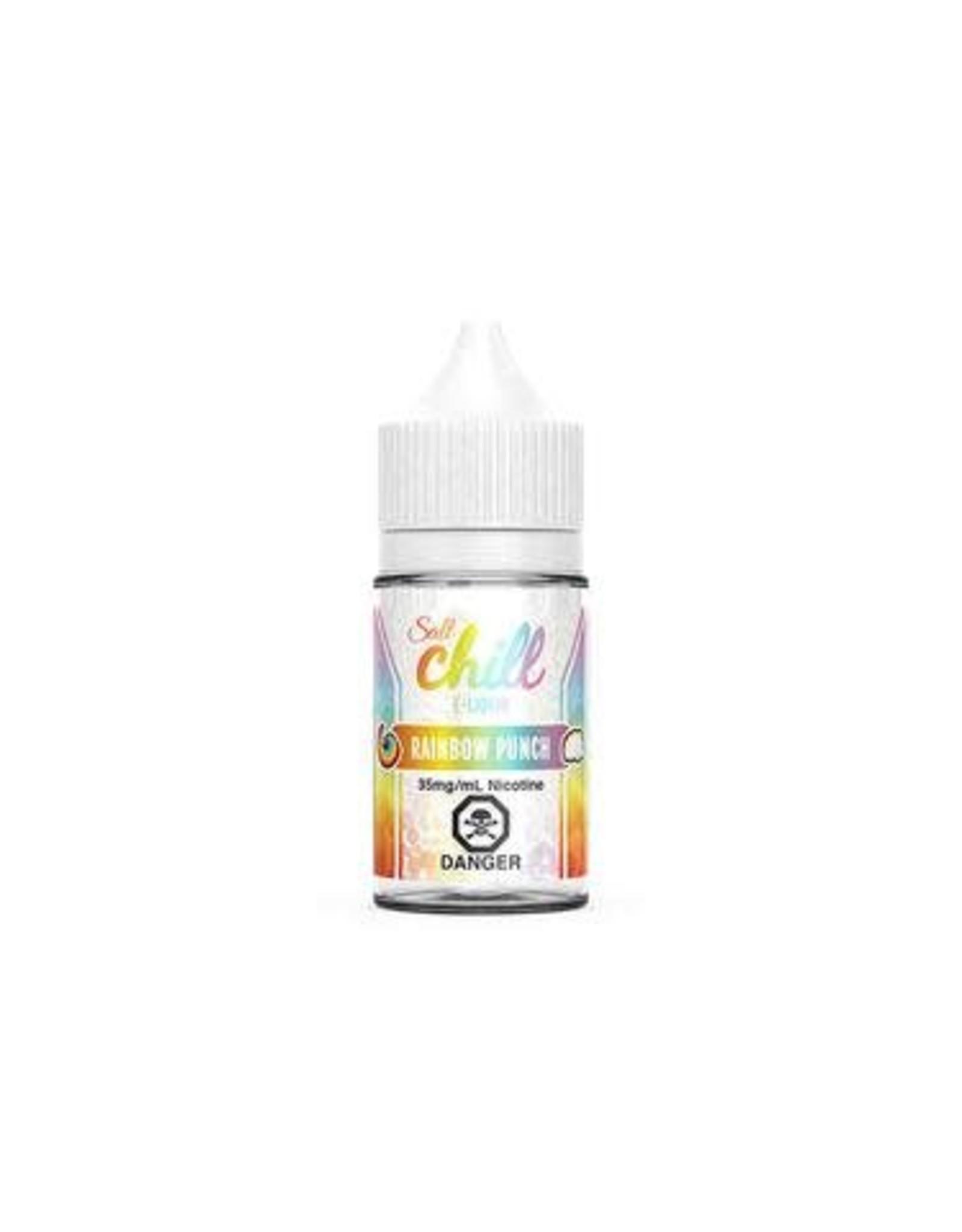 CHILL SALT RAINBOW PUNCH (SALT) BY CHILL E-LIQUIDS(30ml)