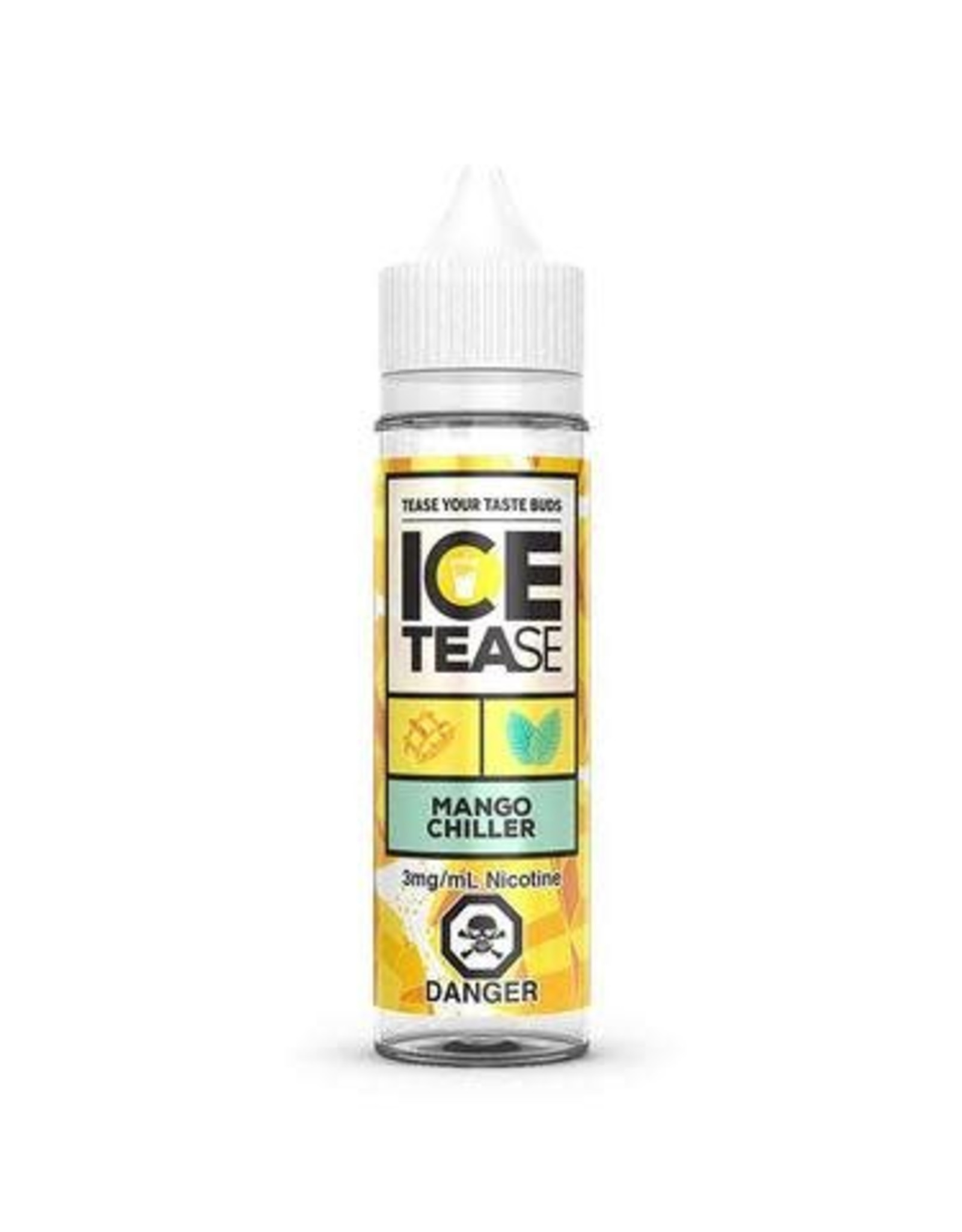MANGO CHILLER BY ICE TEASE(60ml)