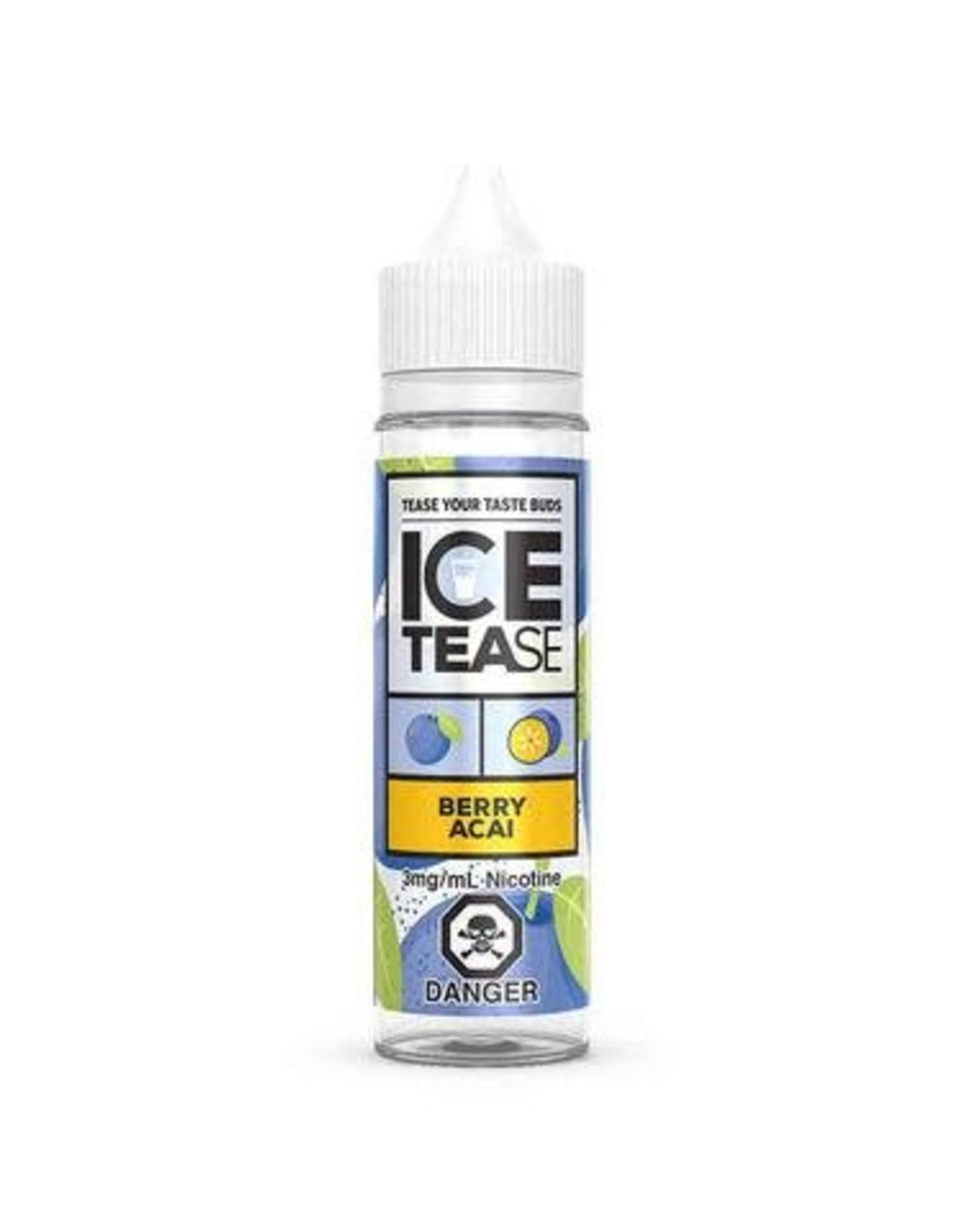 ICE TEASE BERRY ACAI BY ICE TEASE(60ml)