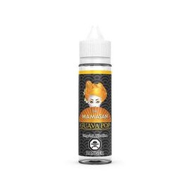 THE MAMASAN GUAVA POP BY MAMASAN(60ml)