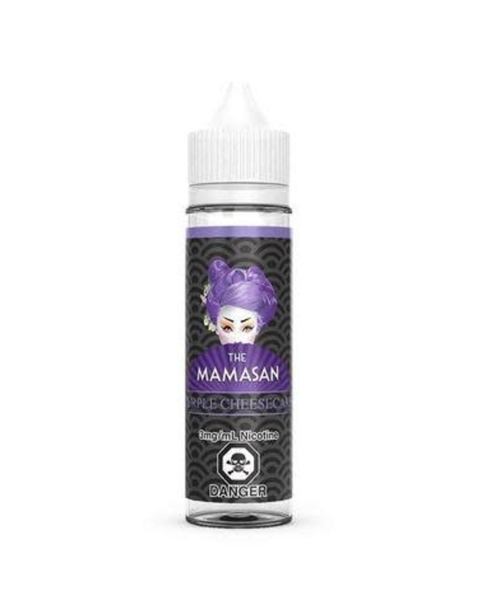 THE MAMASAN PURPLE CHEESECAKE BY MAMASAN(60ml)