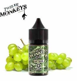Twelve Monkeys-Salt Twelve Monkeys-Gattago Salt(30ml)