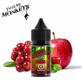Twelve Monkeys-Salt Twelve Monkeys-Hakuna Salt(30ml)