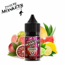 Twelve Monkeys-Salt Twelve Monkeys-Harambae Salt(30ml)
