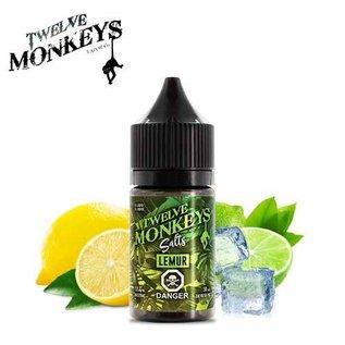Twelve Monkeys-Salt Twelve Monkeys-Lemur Salt(30ml)