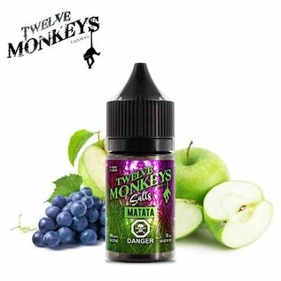 Twelve Monkeys-Salt Twelve Monkeys-Matata Salt(30ml)