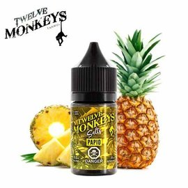 Twelve Monkeys-Salt Twelve Monkeys-Papio Salt(30ml)
