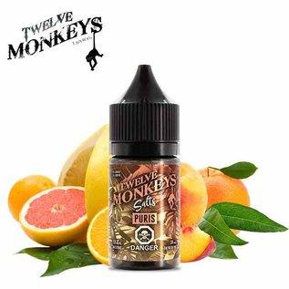 Twelve Monkeys-Salt Twelve Monkeys-Puris Salt(30ml)