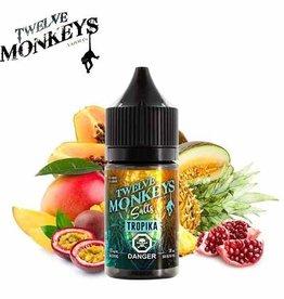Twelve Monkeys-Salt Twelve Monkeys-Tropika Salt(30ml)