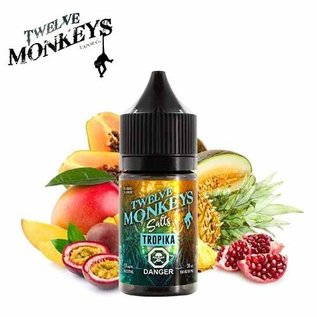 Twelve Monkeys-Salt Twelve Monkeys-Tropika Salt(30ml)