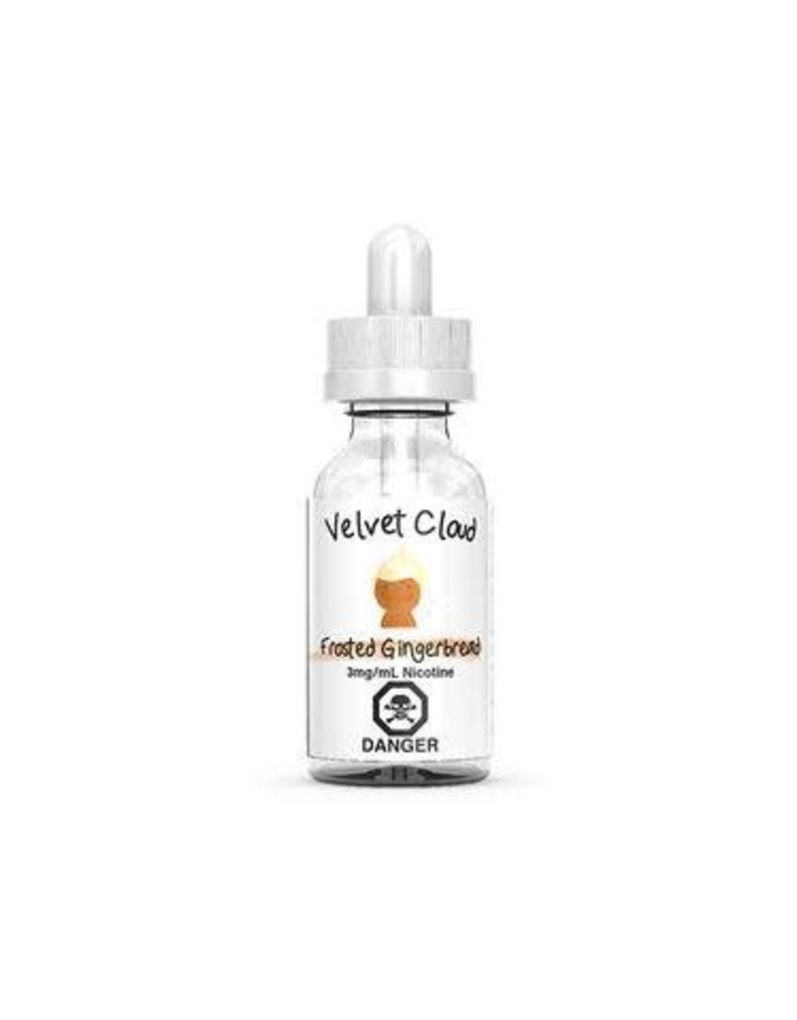 FROSTED GINGERBREAD BY VELVET CLOUD(30ml)