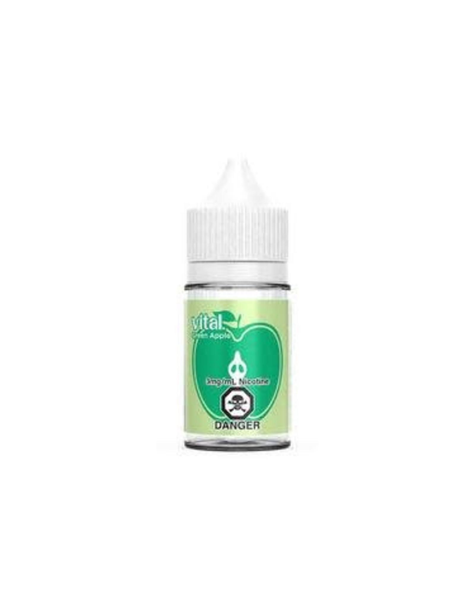 GREEN APPLE BY VITAL(30ml)