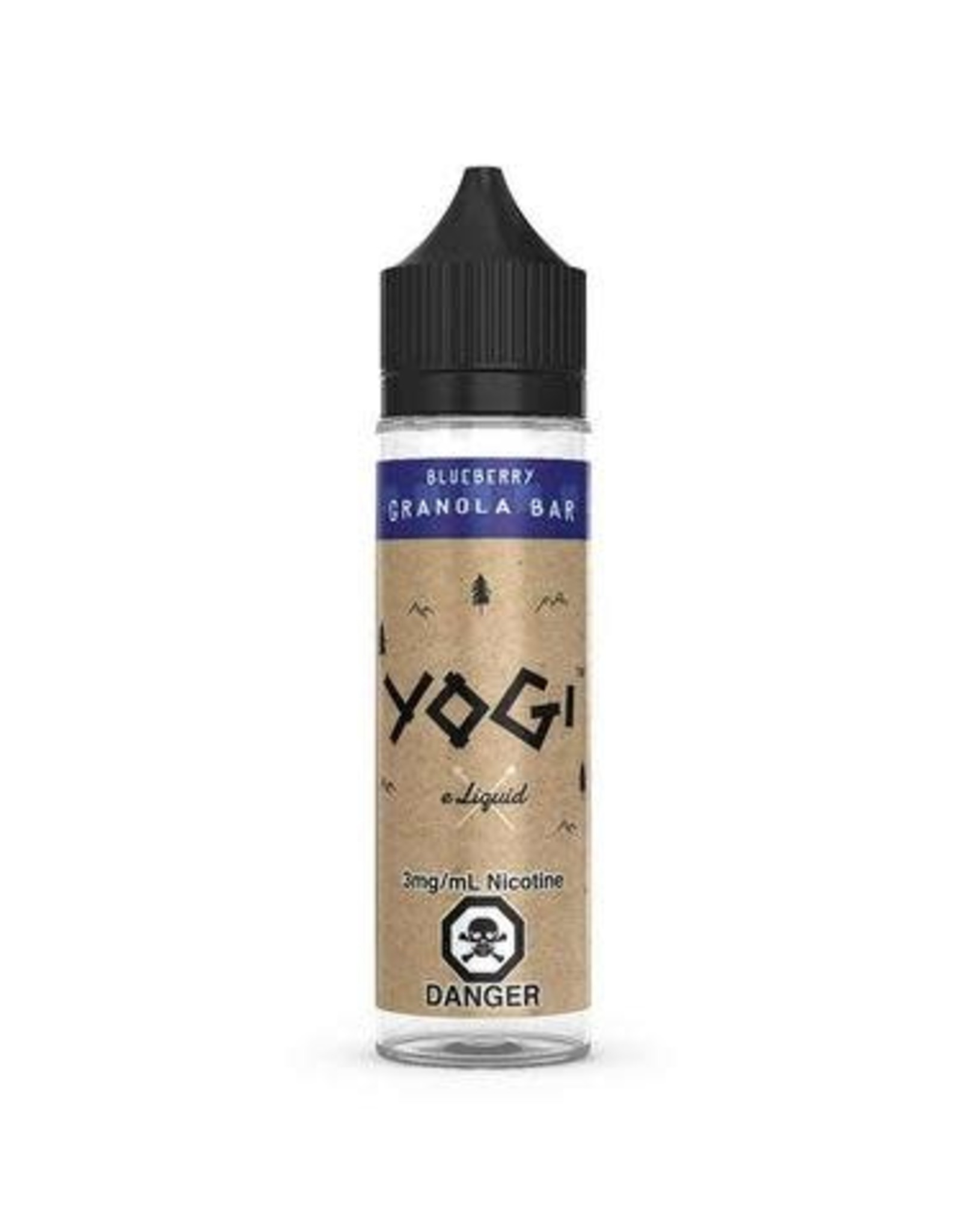 YOGI  BLUEBERRY GRANOLA BY YOGI E-LIQUID(60ml)