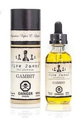 Five Pawns Five Pawns Signature Liquids - Gambit (60mL)
