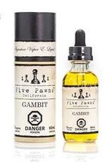 Five Pawns Signature Liquids - Gambit (60mL)