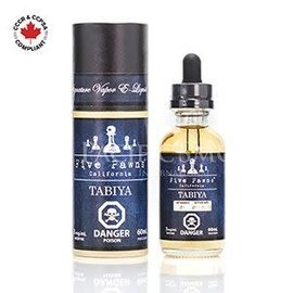 Five Pawns Five Pawns Signature Liquids - Tabiya (60mL)
