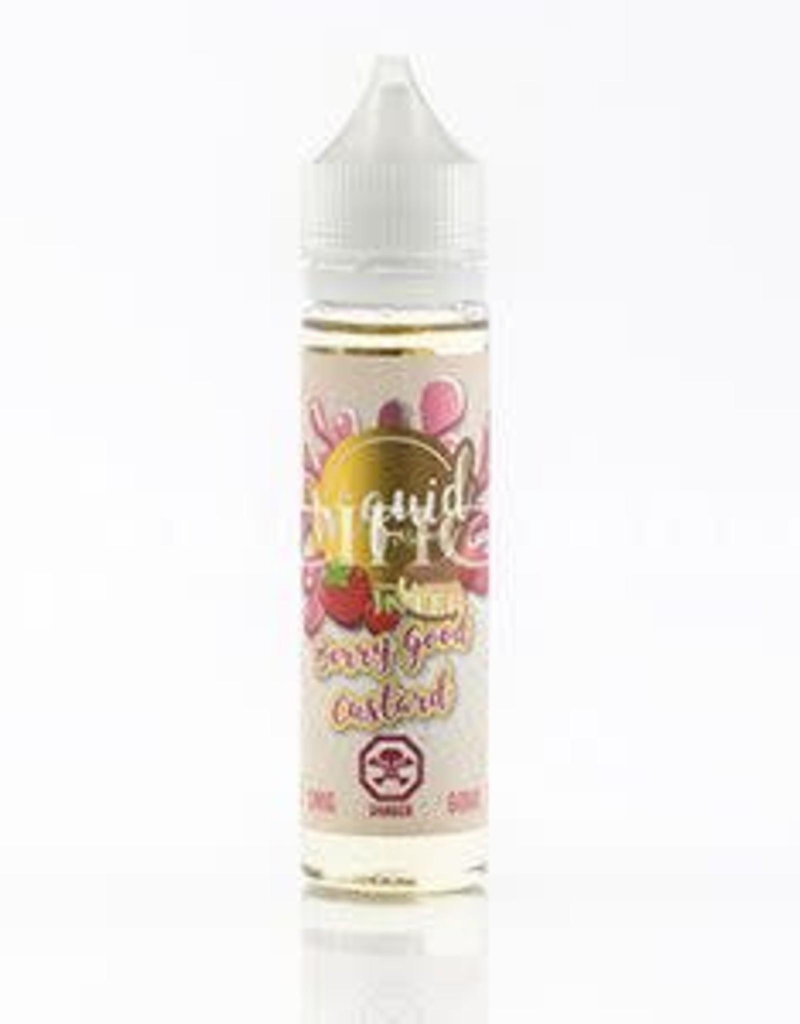 Wiquid: Berry Good Custard (60mL)
