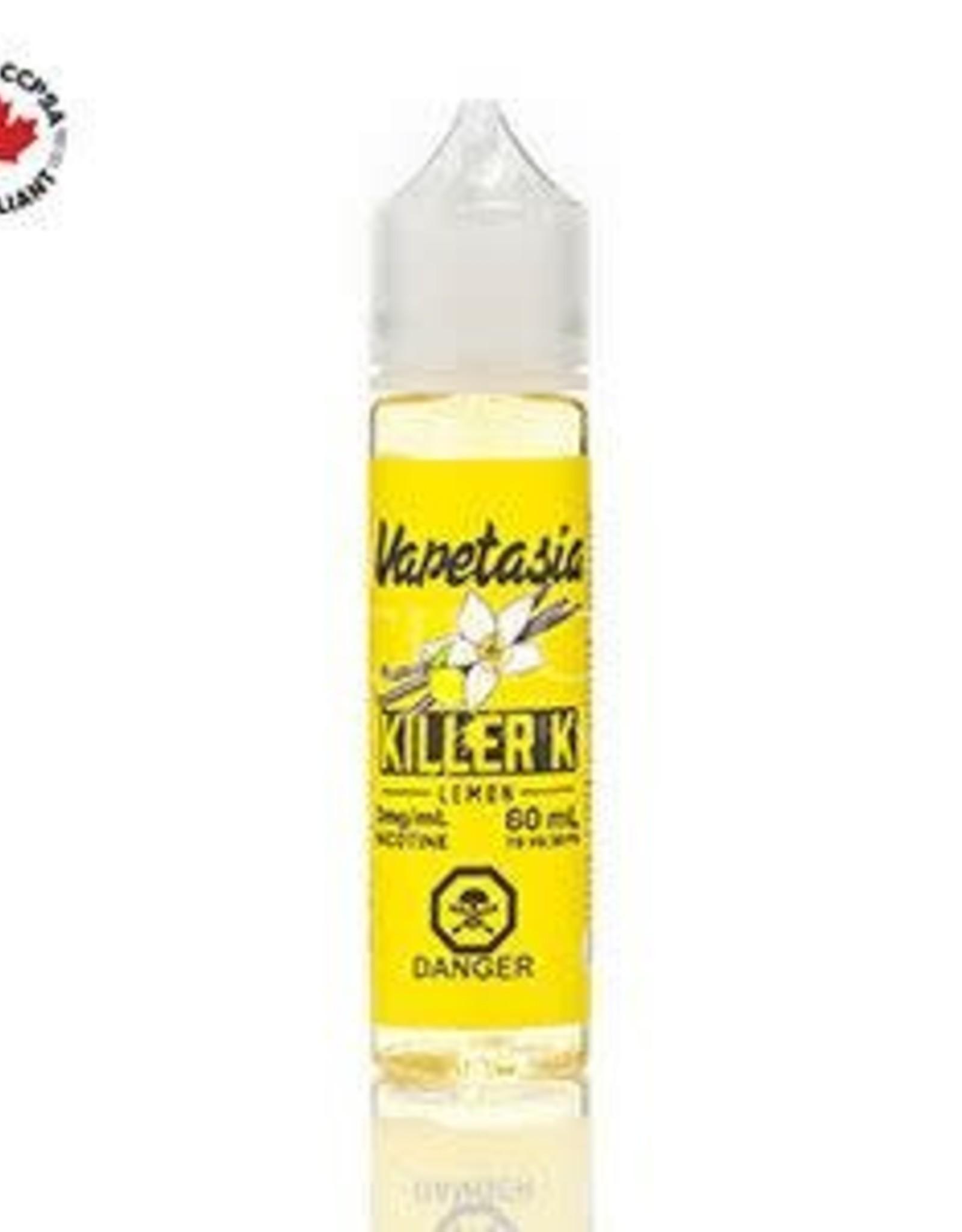 Vapetasia - Killer Kustard Lemon (60mL)