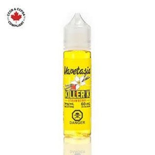 Vapetasia Vapetasia - Killer Kustard Strawberry (60mL)