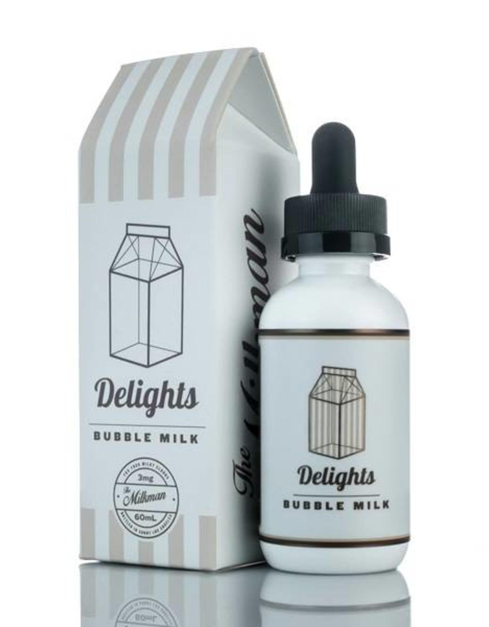 The Milkman - Bubble Milk (60mL)