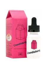 The Milkman - Raspberry Slice (Crumbleberry) (60mL)