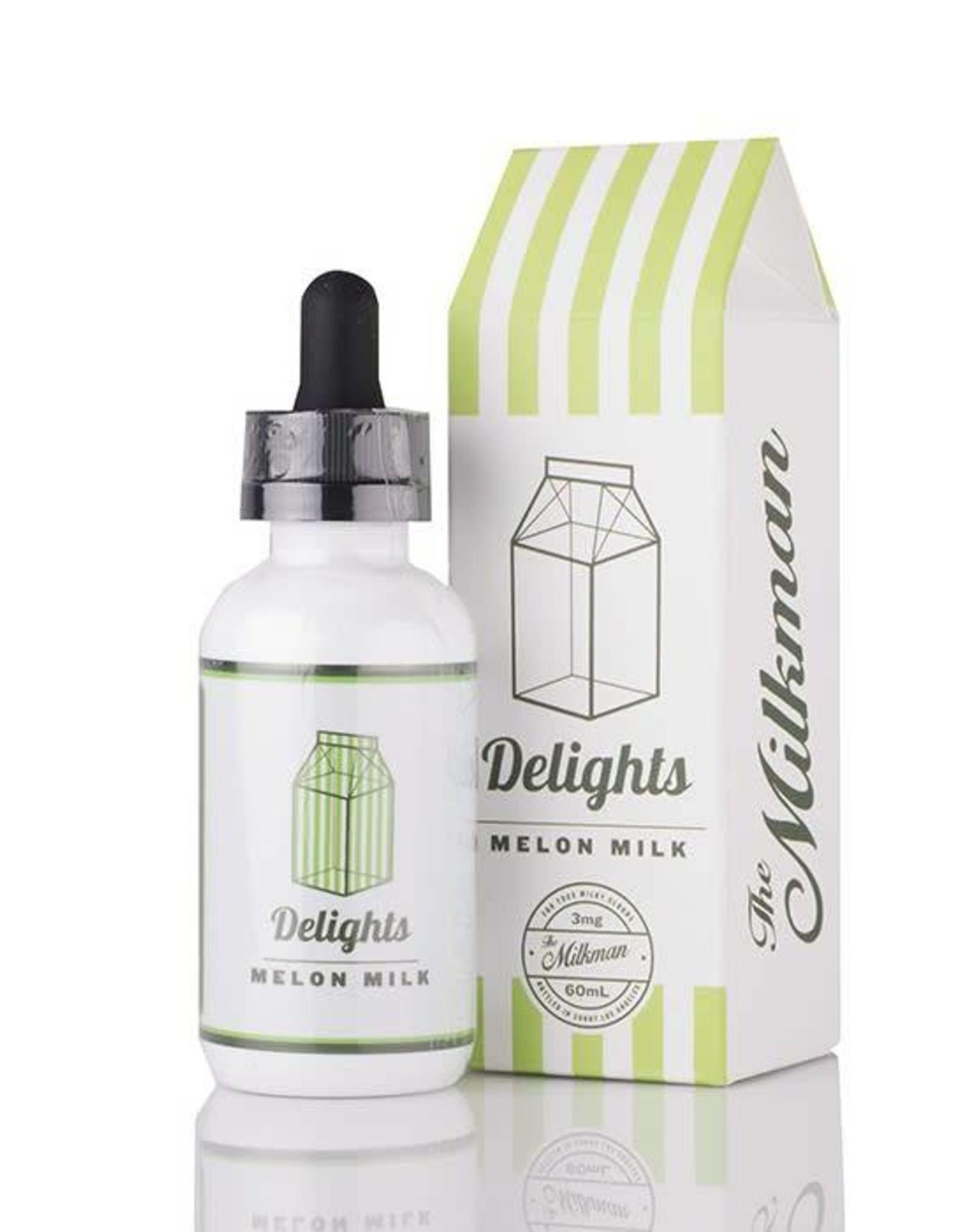 The Milkman - Melon Milk (60mL)