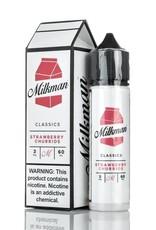 The Milkman - Strawberry Cinnamon Twister (Strawberry Churrios) (60mL)