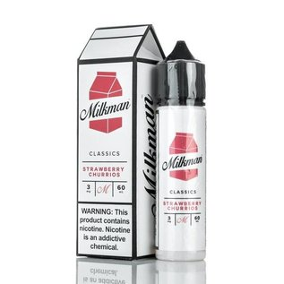 The Milkman The Milkman - Strawberry Cinnamon Twister (Strawberry Churrios) (60mL)