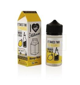 The Milkman X Mad Hatter The Milkman X Mad Hatter Juice - I Love The Milkman (100mL)