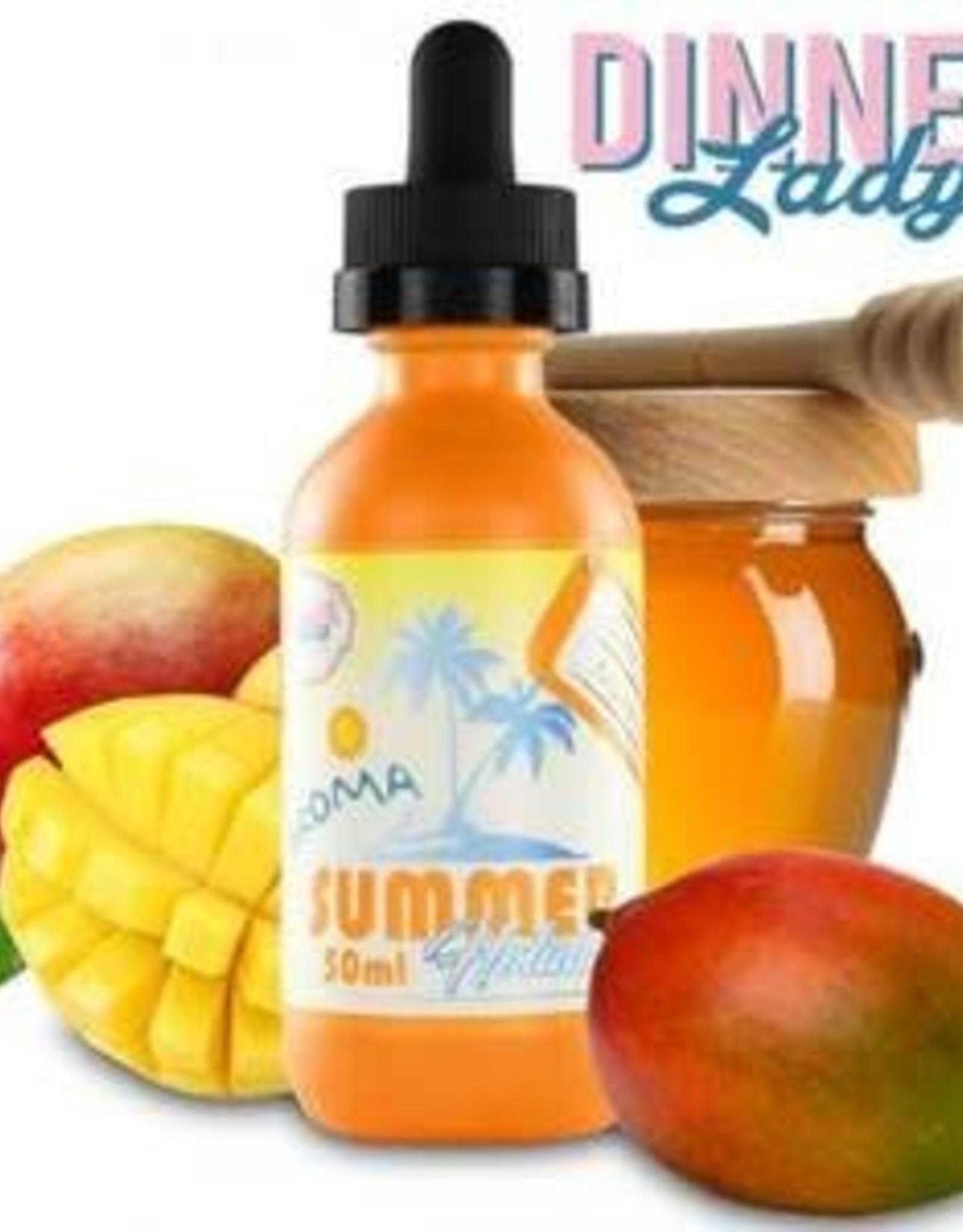 Summer Holidays Summer Holidays - Sun Tan Mango (60mL)