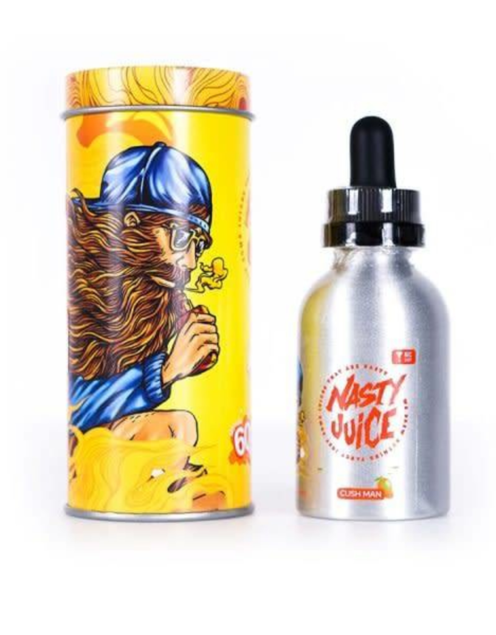 Nasty Juice Nasty Juice - Cush Man (Low Mint) (60mL)