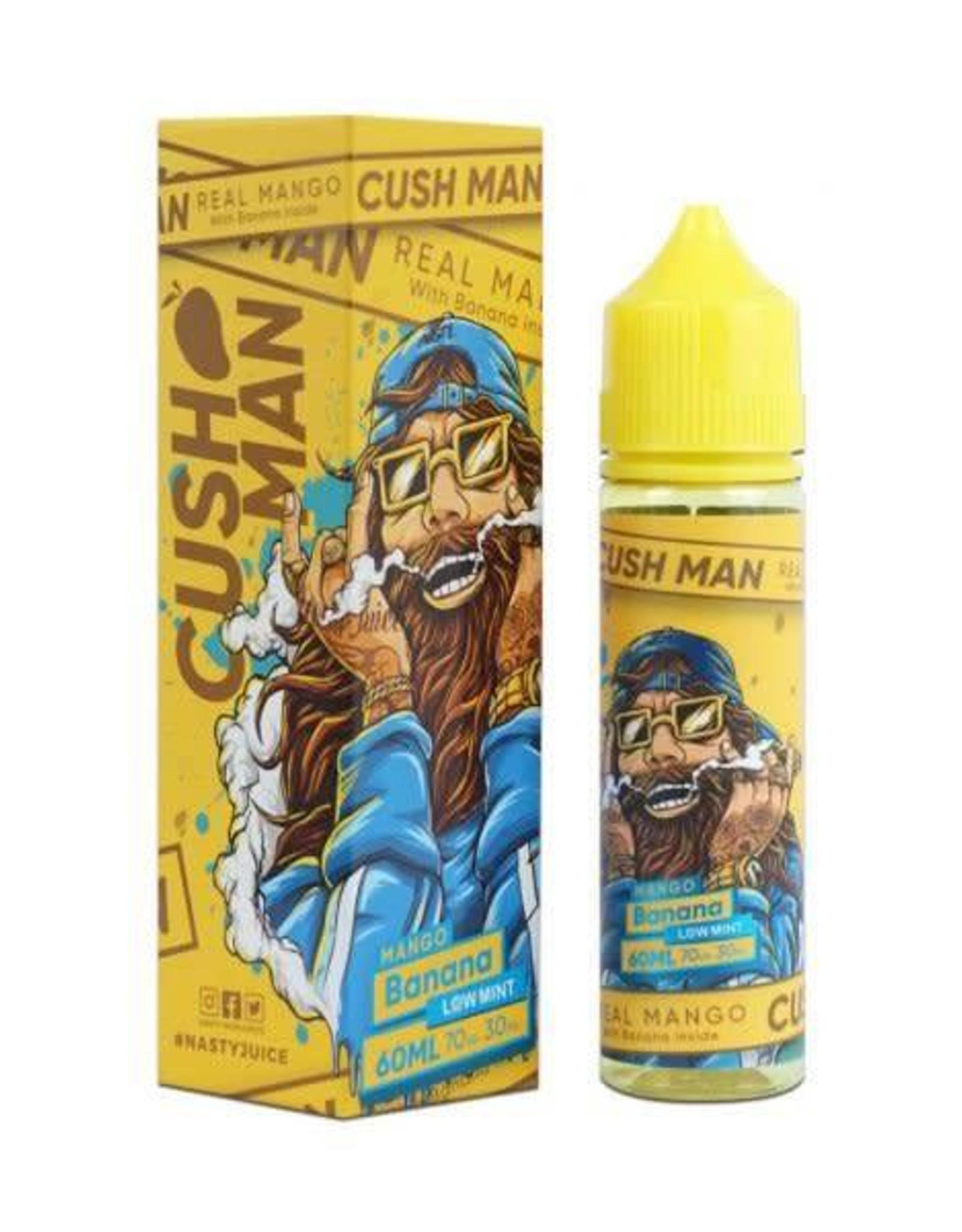 Nasty Juice - Cush Man Mango Banana (Low Mint) (60mL)