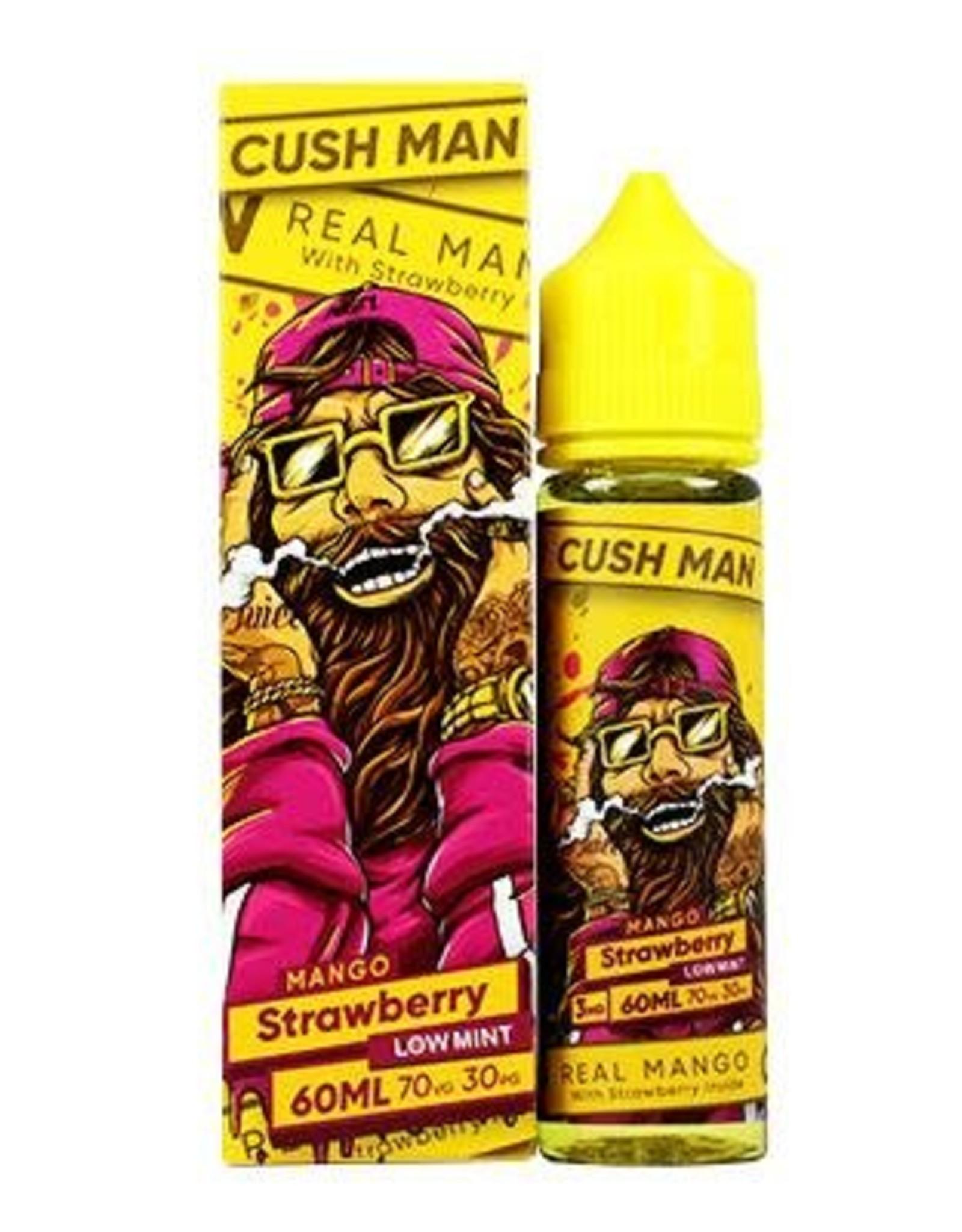 Nasty Juice - Cush Man Mango Strawberry (Low Mint) (60mL)