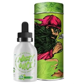 Nasty Juice Nasty Juice - Green Ape (Low Mint) (60mL)